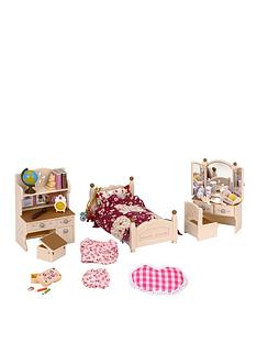sylvanian-families-sisters-bedroom-set