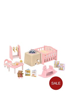 sylvanian-families-nightlight-nursery-set