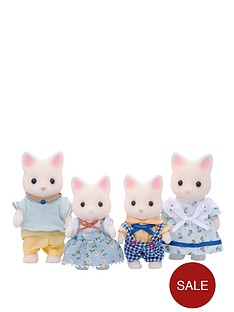 sylvanian-families-silk-cat-family