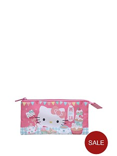 hello-kitty-tea-party-3-pocket-pencil-case