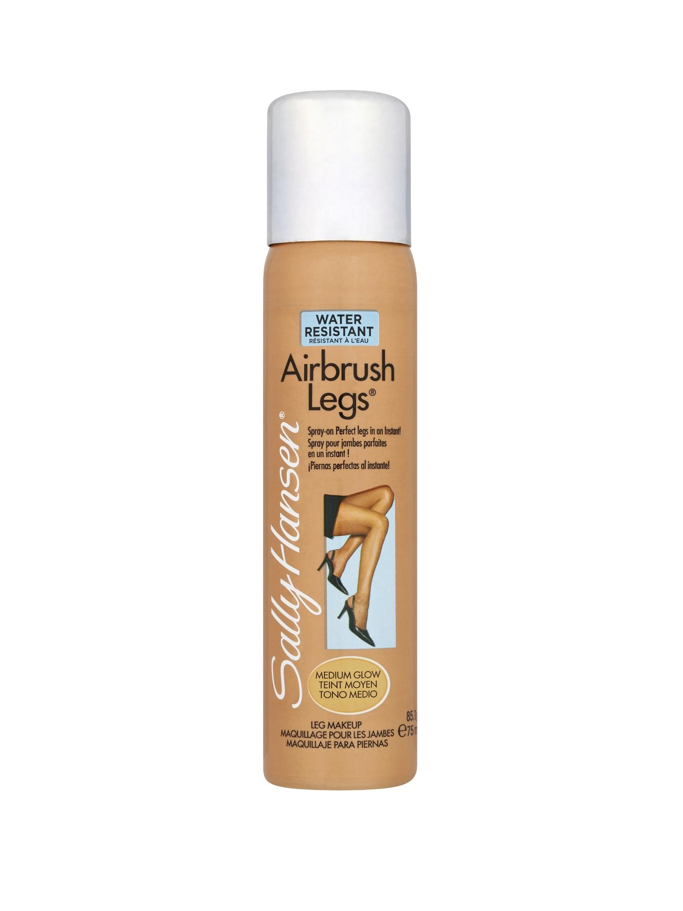 Airbrush Legs - Medium Glow.
