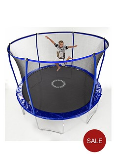 sportspower-10-ft-quad-lok-skyring-trampoline-and-enclosure