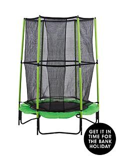 sportspower-medium-trampoline-and-enclosure