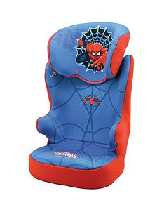 spiderman-group-2-3-high-back-booster-seat