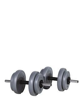 everlast-15-kg-vinyl-dumbbell-set