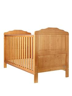 obaby-beverley-cot-bed-with-free-foam-mattress