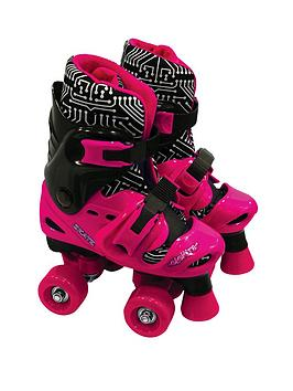 ozbozz-elektra-quad-boot-black-and-pink