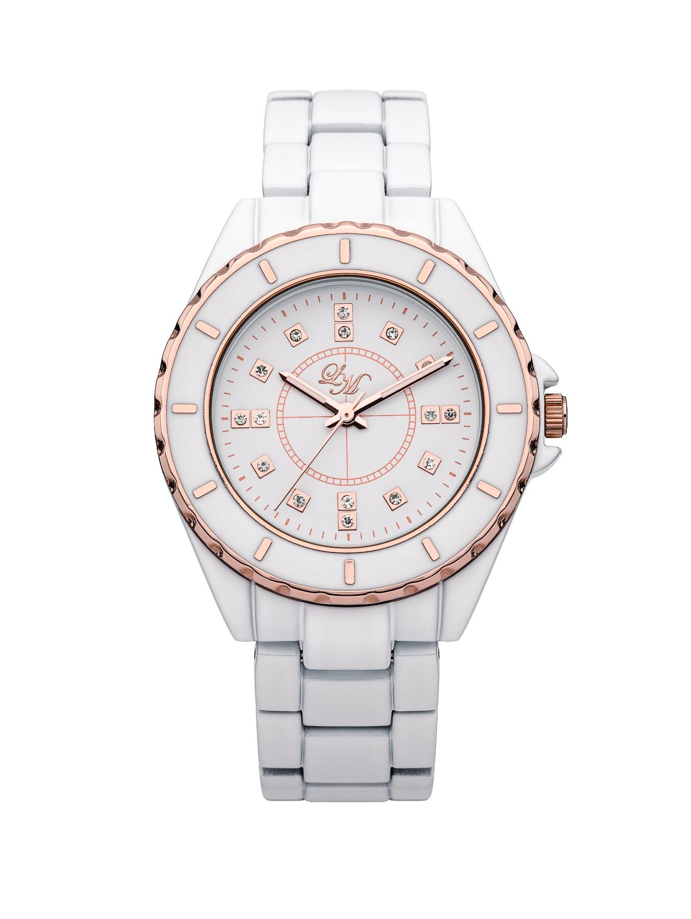 White Bracelet Ladies Watch