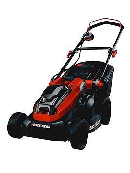 black-decker-clm3820l2-gb-36-volt-lithium-ion-cordless-mower-with-2-batteries