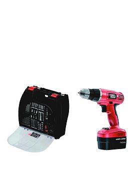 black-decker-epc14100k-gb-14v-drill-driver-with-100-accessories-kitbox