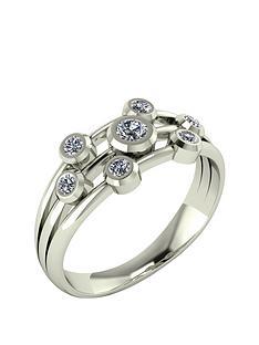 moissanite-05-carat-moissanite-9-carat-white-gold-spray-ring
