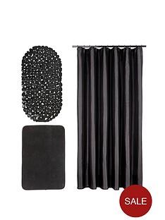 shower-curtain-mat-set