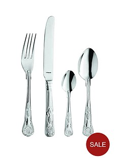 amefa-kings-vintage-24-piece-cutlery-set-stainless-steel