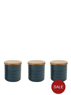 typhoon-slate-ripple-small-canisters-set-of-3