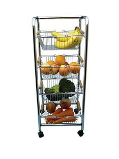 apollo-chrome-4-basket-vegetable-trolley