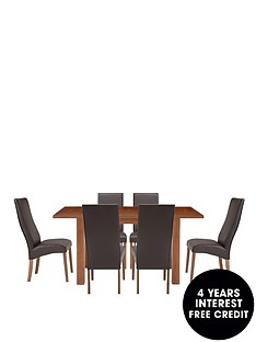primo-extending-table-and-6-buckingham-chairs