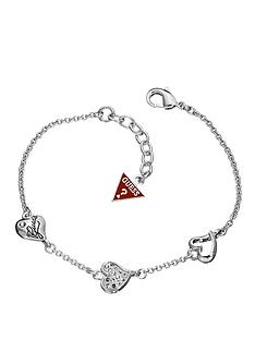 guess-triple-heart-crystal-detail-and-rhodium-plate-bracelet