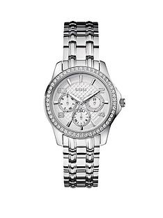 guess-mini-exec-crystal-plated-stainless-steel-ladies-watch