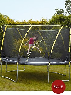plum-whirlwind-trampoline-and-3g-enclosure-14-ft