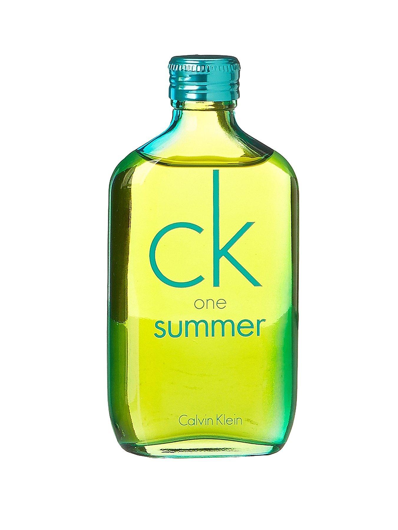 CK1 Summer 100ml EDT