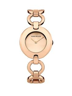 karen-millen-rose-gold-tone-dial-and-rose-gold-tone-stainless-steel-bracelet-ladies-watch