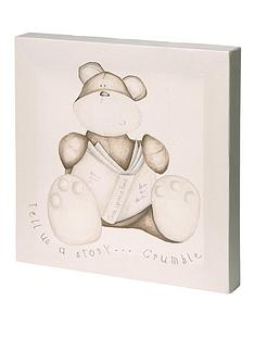 mamas-papas-once-upon-a-time-crumble-bear-canvas