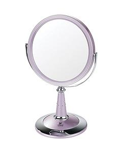 danielle-creations-pastel-pink-gloss-with-swarovski-decoration-vanity-mirror