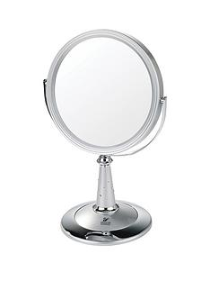 danielle-creations-silver-gloss-with-swarovski-decoration-vanity-mirror