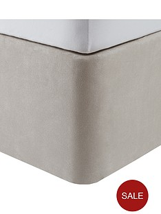 belledorm-15-inch-faux-suede-base-wrap
