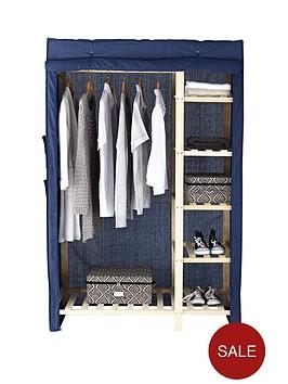canvas-double-wardrobe