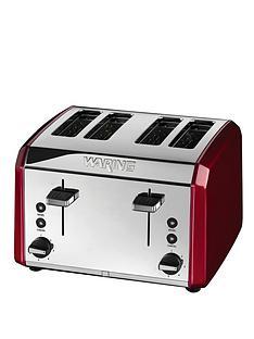 waring-wt400ru-4-slice-toaster-red