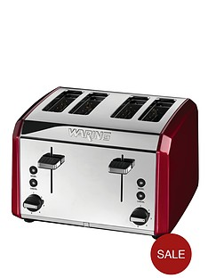 waring-wt400ru-4-slice-toaster-red