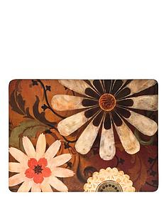 denby-brown-daisy-placemats-set-of-4