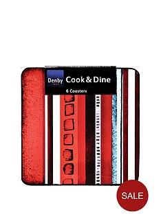 denby-cherryjet-coasters-set-of-6
