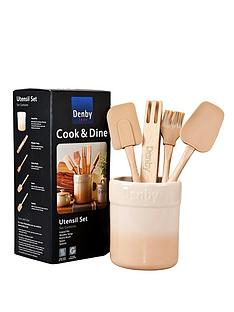 denby-barley-5-piece-utensil-set