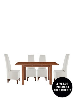 primo-extendable-table-with-6-manhattan-chairs