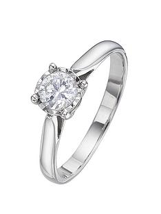 love-diamond-9-carat-white-gold-40-point-illusion-set-solitaire-ring