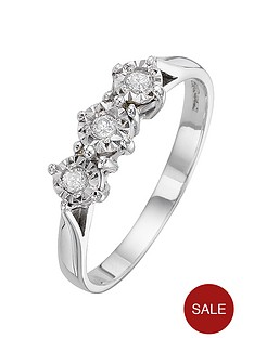 love-diamond-9-carat-white-gold-10-point-illusion-set-diamond-trilogy-ring