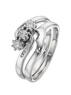 love-diamond-9-carat-white-gold-10-point-illusion-set-diamond-trilogy-bridal-set