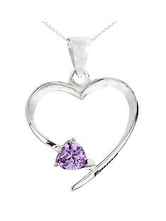 love-gem-personalised-sterling-silver-birthstone-heart-pendant