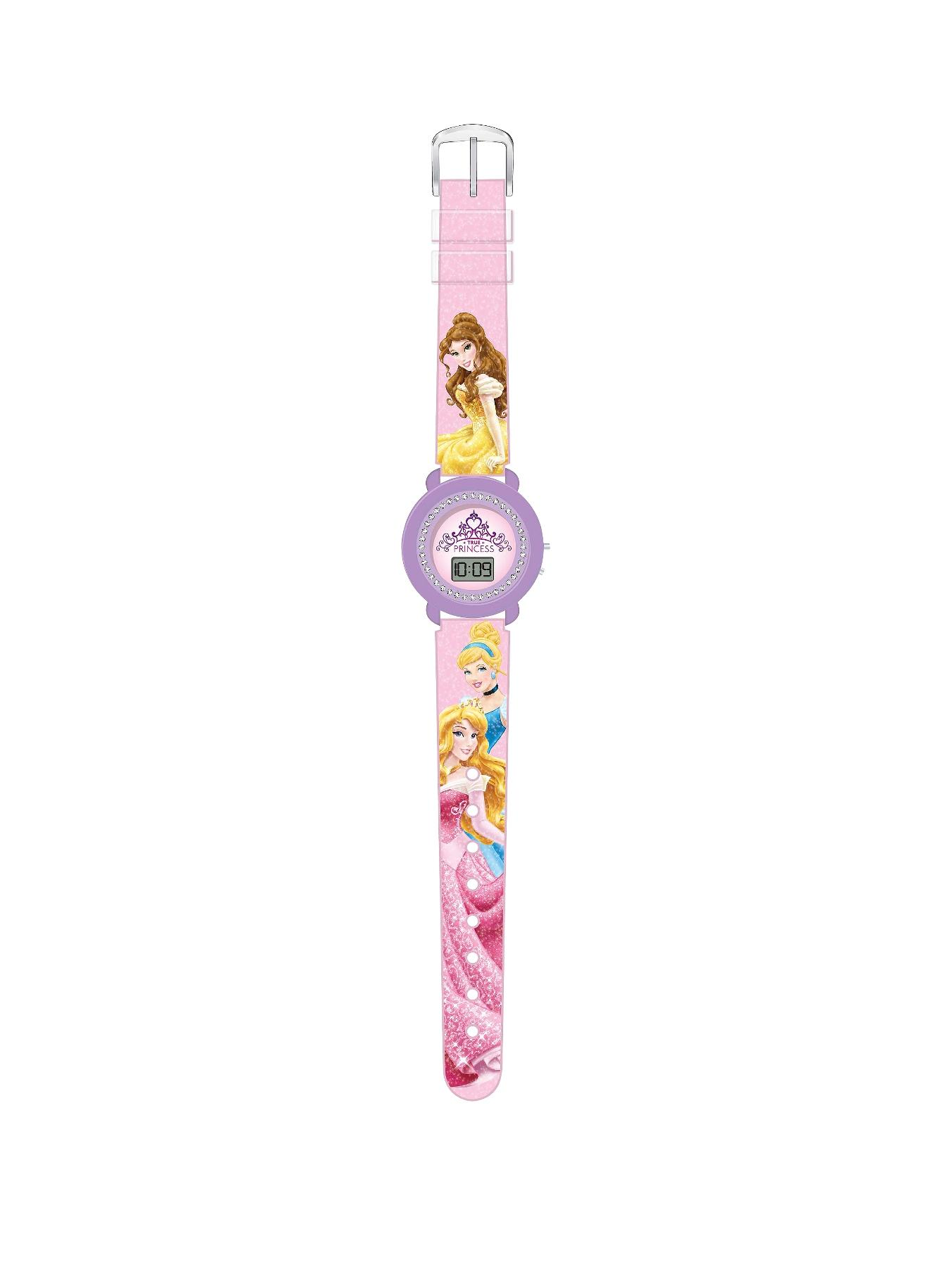 Purple Diamante Childrens Watch at Littlewoods