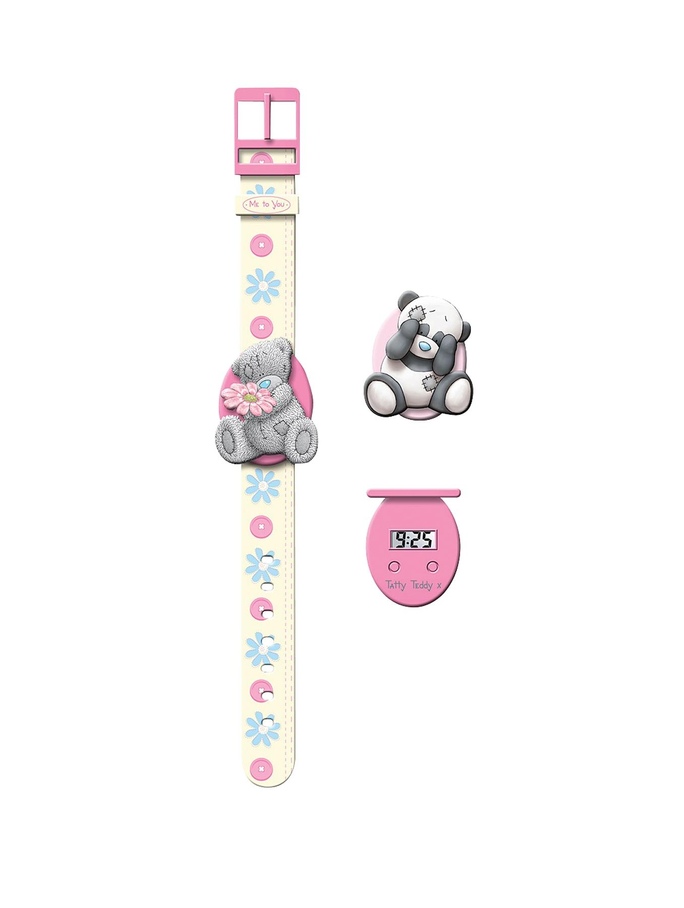 Interchangeable Head Childrens Watch at Littlewoods