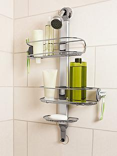 simplehuman-adjustable-shower-caddy