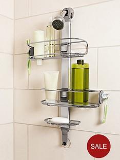 simplehuman-adjustable-shower-caddy