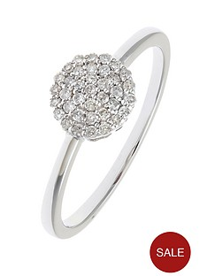 love-diamond-9-carat-white-gold-19-point-diamond-cluster-ring
