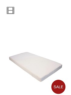 cosatto-coolio-cotbed-140-mattress