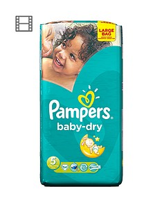 pampers-baby-dry-large-pack-junior-54s