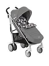 Brisk+ Stroller with Footmuff