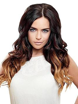 beauty-works-deluxe-clip-in-ombre-100-remy-human-hair-extensions-18-inch