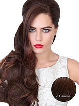 Big Curled Synthetic Hair Pony Piece